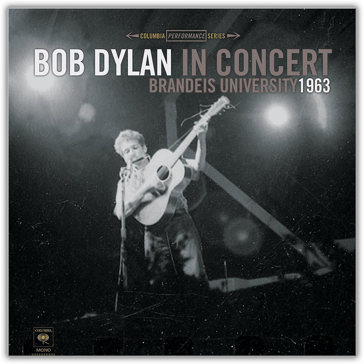 Sony Bob Dylan - In Concert - Brandeis University 1963 Vinyl LP