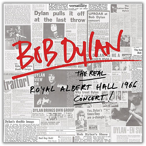 Sony Bob Dylan - The Real Royal Albert Hall 1966 Concert