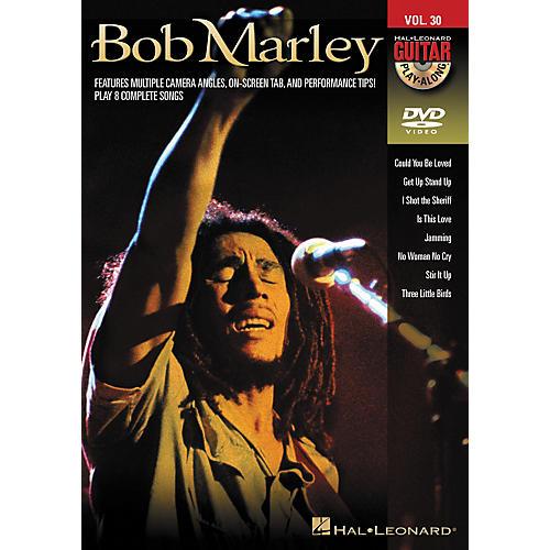 Hal Leonard Bob Marley - Guitar Play-Along DVD Volume 30
