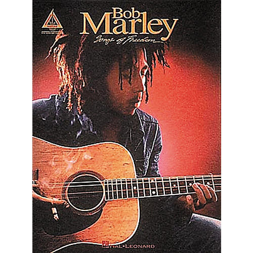Hal Leonard Bob Marley - Songs of Freedom (Book)