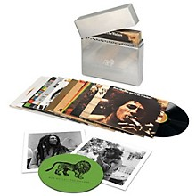 Bob Marley - The Complete Island Recordings: Collector's Edition [Box Set] [Metal Box]
