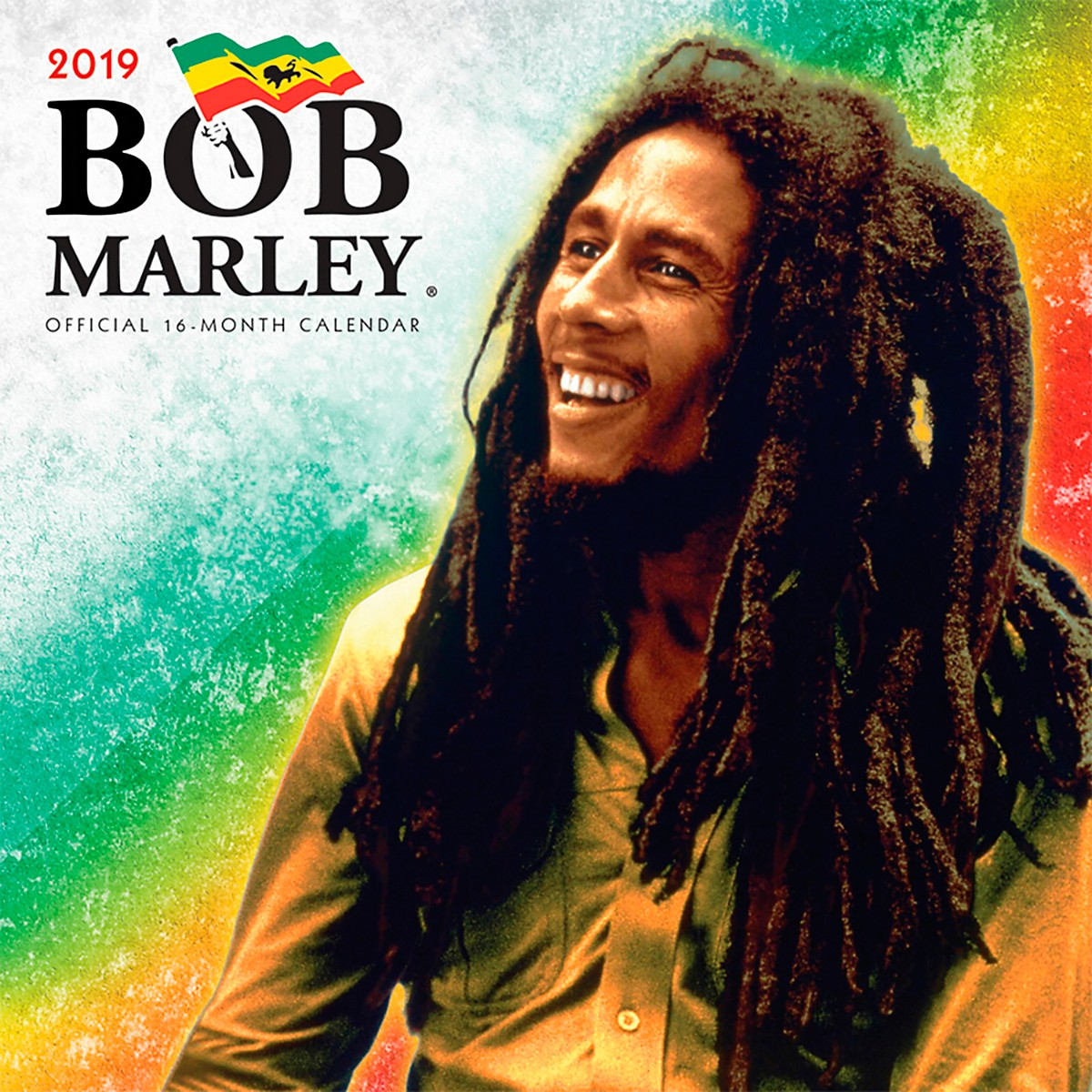 Browntrout Publishing Bob Marley 2019 Calendar