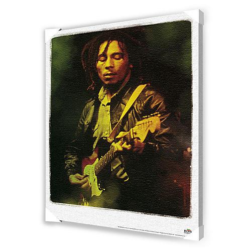 Ace Framing Bob Marley Legendary Canvas Poster