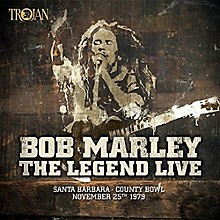 Bob Marley & the Wailers - Legend Live In Santa Barbara