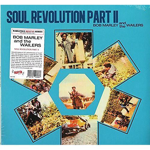 Alliance Bob Marley & the Wailers - Soul Revolution PT.2