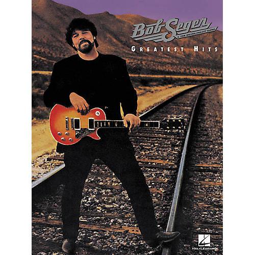 Hal Leonard Bob Seger - Greatest Hits Book