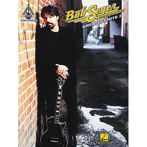 Hal Leonard Bob Seger and the Silver Bullet Band - Greatest Hits 2 Book