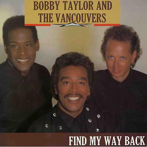 Alliance Bobby Taylor - Find My Way Back
