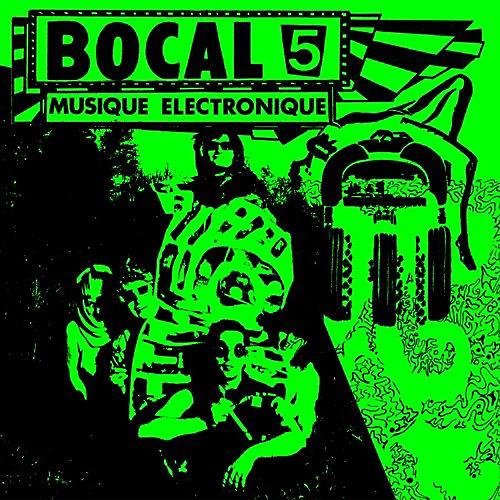 Alliance Bocal 5 - Musique Electronique