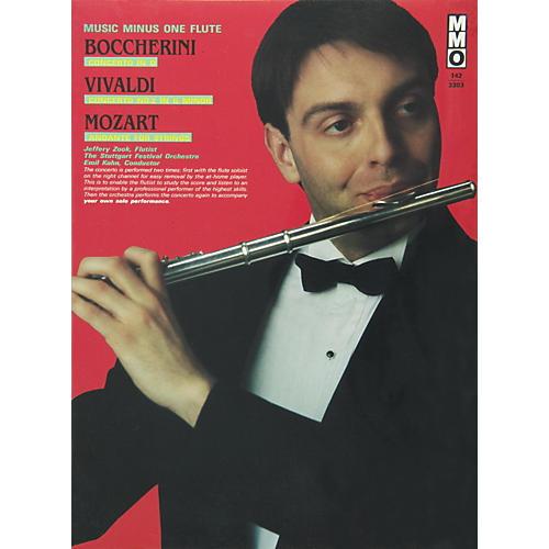 Hal Leonard Boccherini, Vivaldi and Mozart for Flute