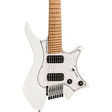Boden Classic 7 Maple Fingerboard Electric Guitar Ghost White