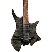 Boden Fusion 6 Electric Guitar Black