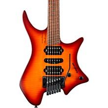 Boden Fusion 6 Neck-Thru Trans Orange