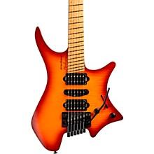 Boden Fusion Neck-Thru Electric Guitar Trans Orange