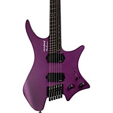 Boden Metal 6 Neck-Thru Electric Guitar Purple Pearl