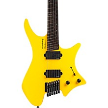 Boden Metal 6 Neck-Thru Electric Guitar Yellow Pearl
