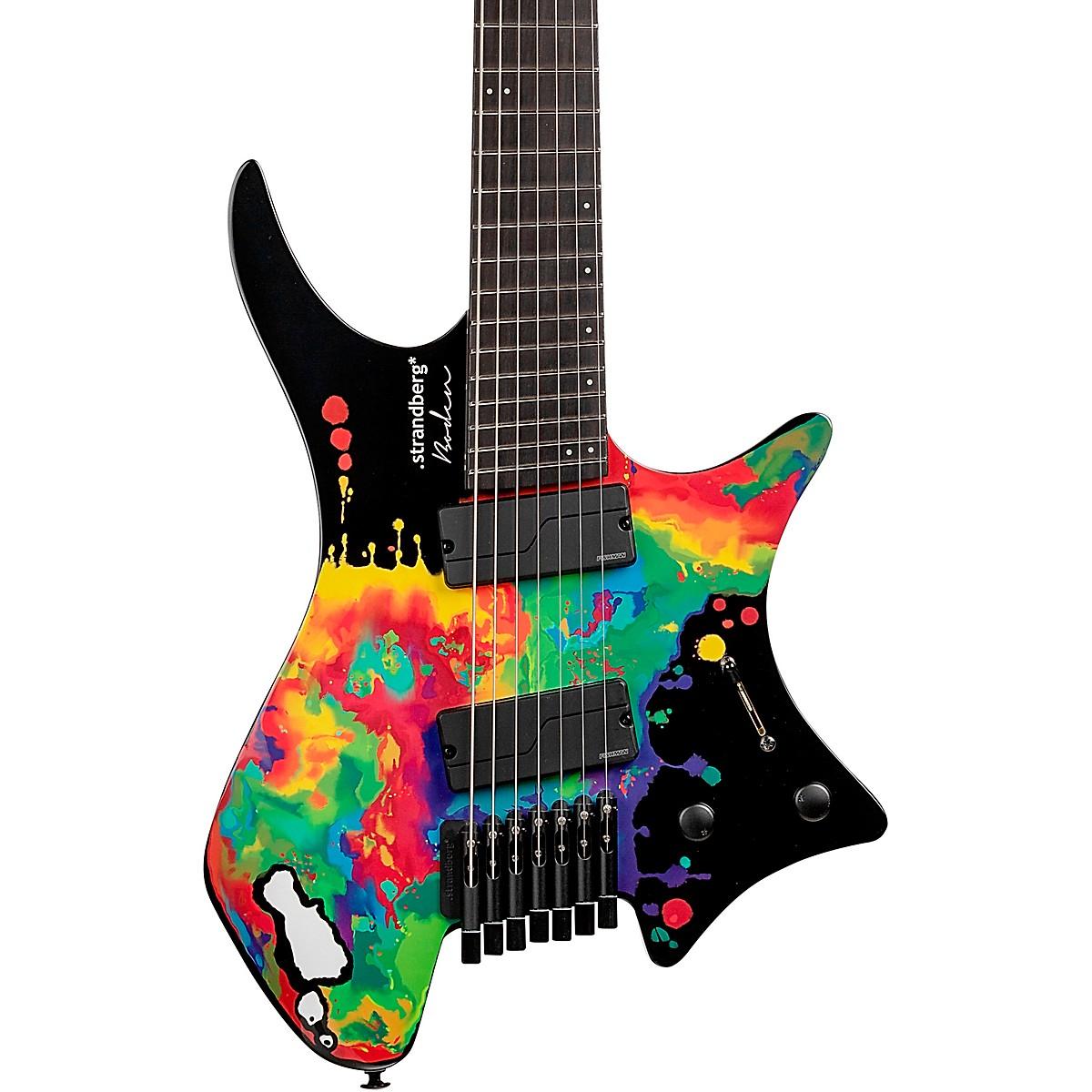 Strandberg Boden Metal 7 Sarah Longfield Edition Electric Guitar