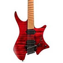 Boden Original 6 Tremolo Electric Guitar Red
