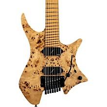 Boden Original 7 Trem Poplar Burl Electric Guitar Natural