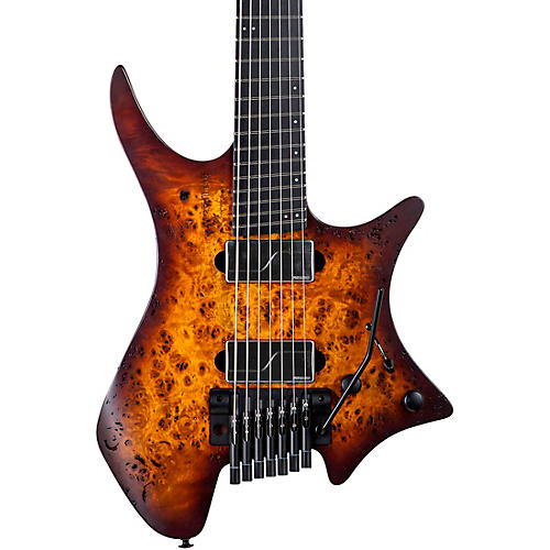 Strandberg Boden Prog 7 Poplar Burl Electric Guitar