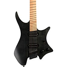 Boden Standard 6 Electric Guitar Black Flame