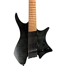 Boden Standard 7 Electric Guitar Black Flame