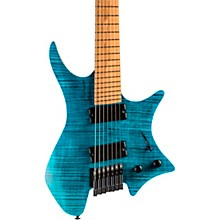 Boden Standard 7 Electric Guitar Blue Flame