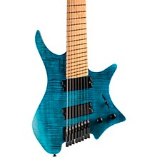 Boden Standard 8 Electric Guitar Blue Flame