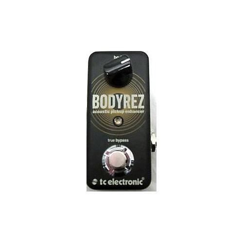 TC Electronic BodyRez Pedal