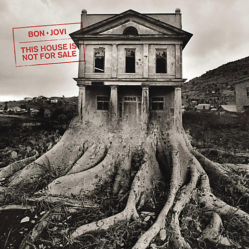 Universal Music Group Bon Jovi - This House Is Not For Sale [CD]
