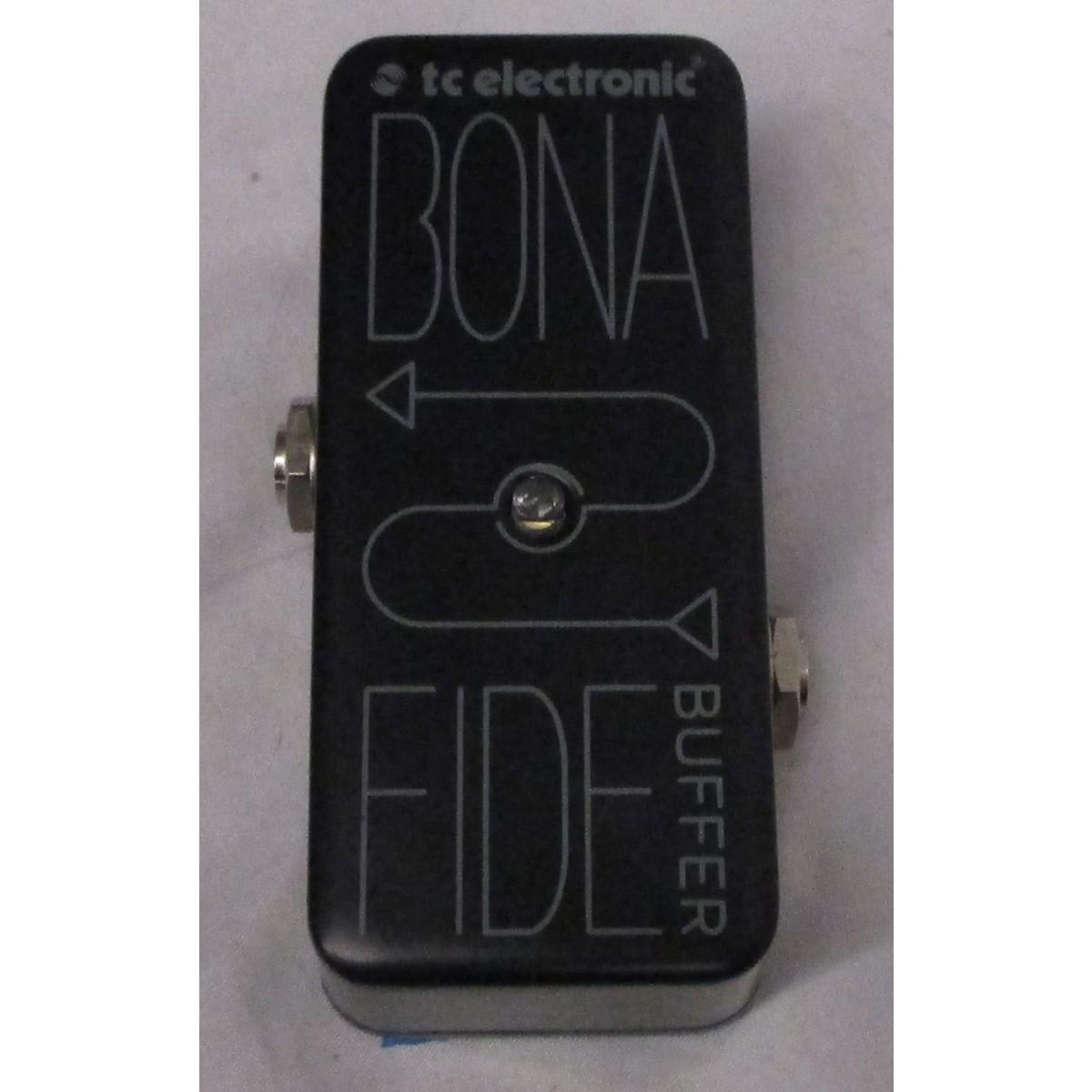 TC Electronic Bonafide Buffer Pedal
