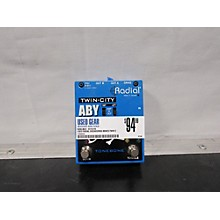 Radial Engineering Bones Twin City ABY Bypass Pedal
