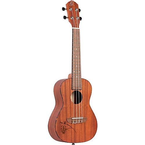 Ortega Bonfire Series RU5MM-L Left-Handed Concert Ukulele