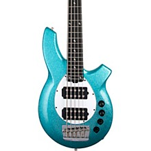 Bongo 5 HH 5-String Bass Aqua Sparkle