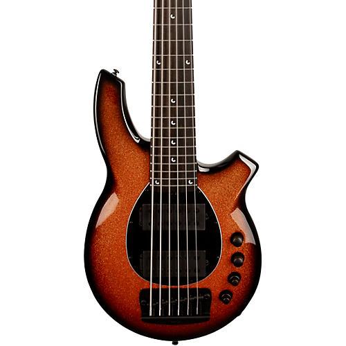 Ernie Ball Music Man Bongo 6 HH Ebony Fingerboard