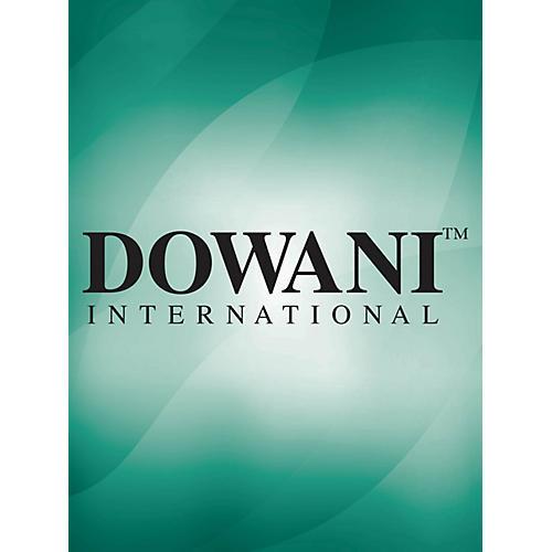 Dowani Editions Bononcini: Divertimento Da Camera No 3 in A Min for Treble (Alto) Recorder and Basso Cont Dowani Book/CD