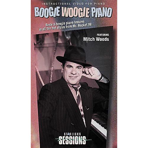 Hal Leonard Boogie Woogie Piano Video