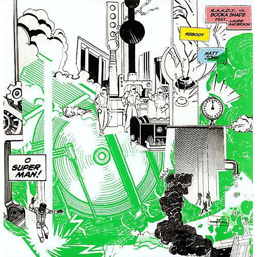 Alliance Booka Shade - O Superman 1