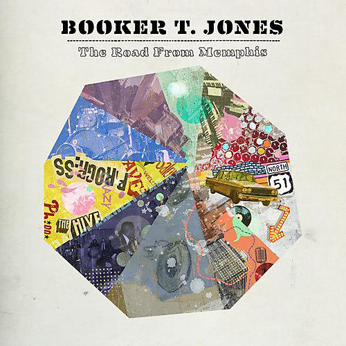 Alliance Booker T. Jones - The Road From Memphis