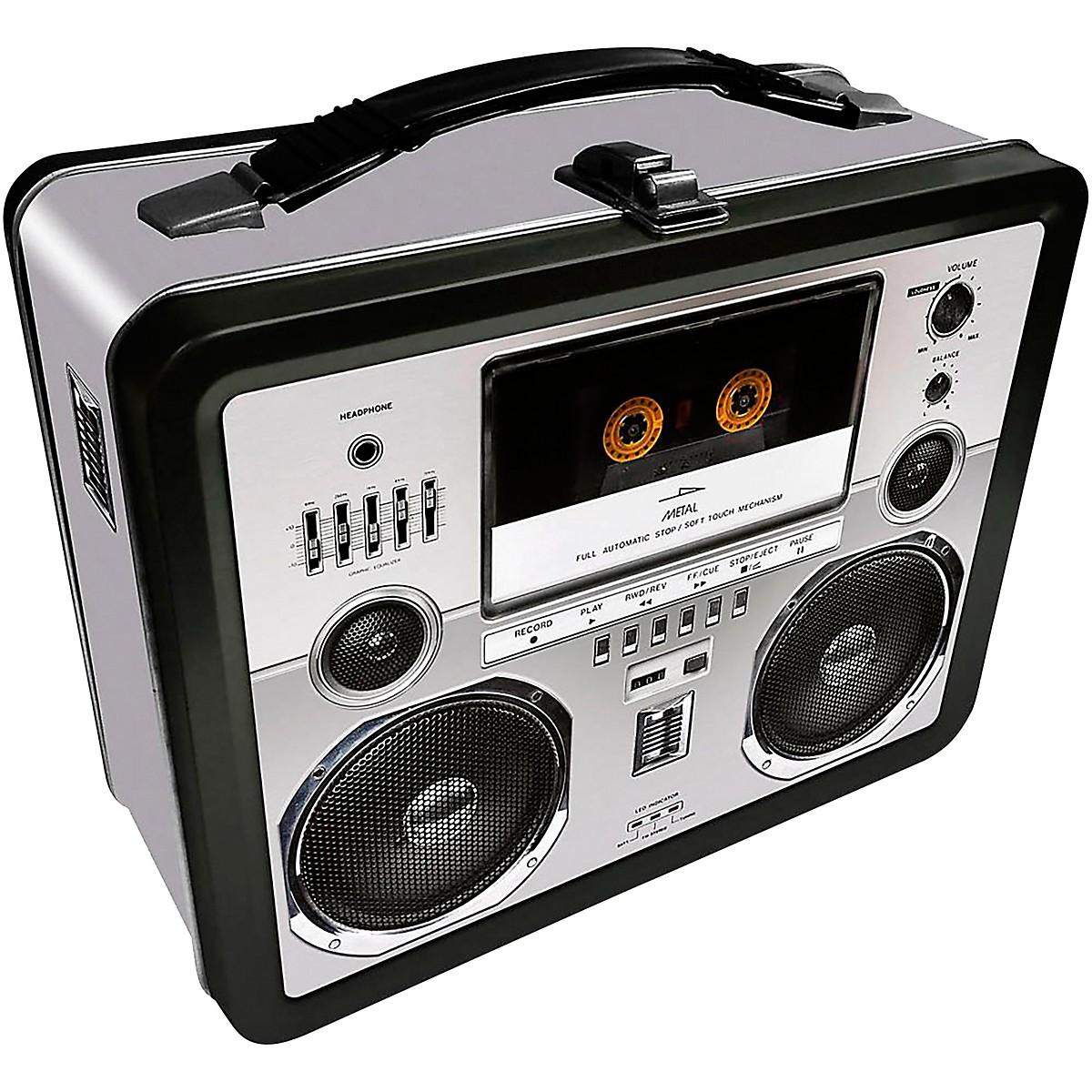 Hal Leonard Boombox Gen 2 Model Lunch Box
