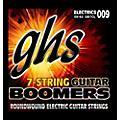 GHS Boomer 7-String Custom Light Electric Guitar Set (9-62) thumbnail