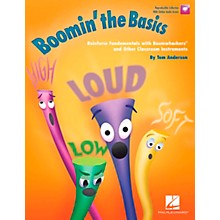 Hal Leonard Boomin' the Basics - Reinforce Fundamentals with Boomwhackers Book/CD