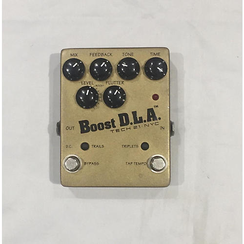 Tech 21 Boost D.L.A. Effect Pedal