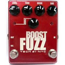 Tech 21 Boost Fuzz Effect Pedal