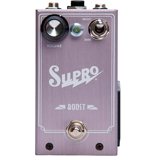 Supro Boost Guitar Effects Pedal