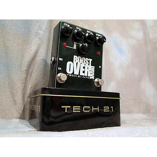 Tech 21 Boost Overdive Effect Pedal