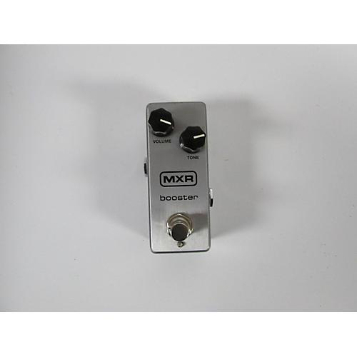 used mxr booster effect pedal guitar center. Black Bedroom Furniture Sets. Home Design Ideas