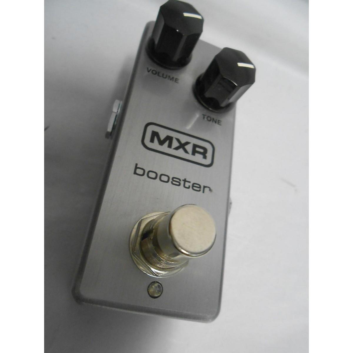 MXR Booster Mini Effect Pedal