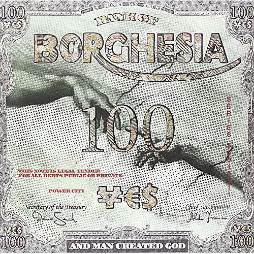 Alliance Borghesia - And Man Created