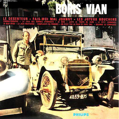 Alliance Boris Vian - Le Deserteur
